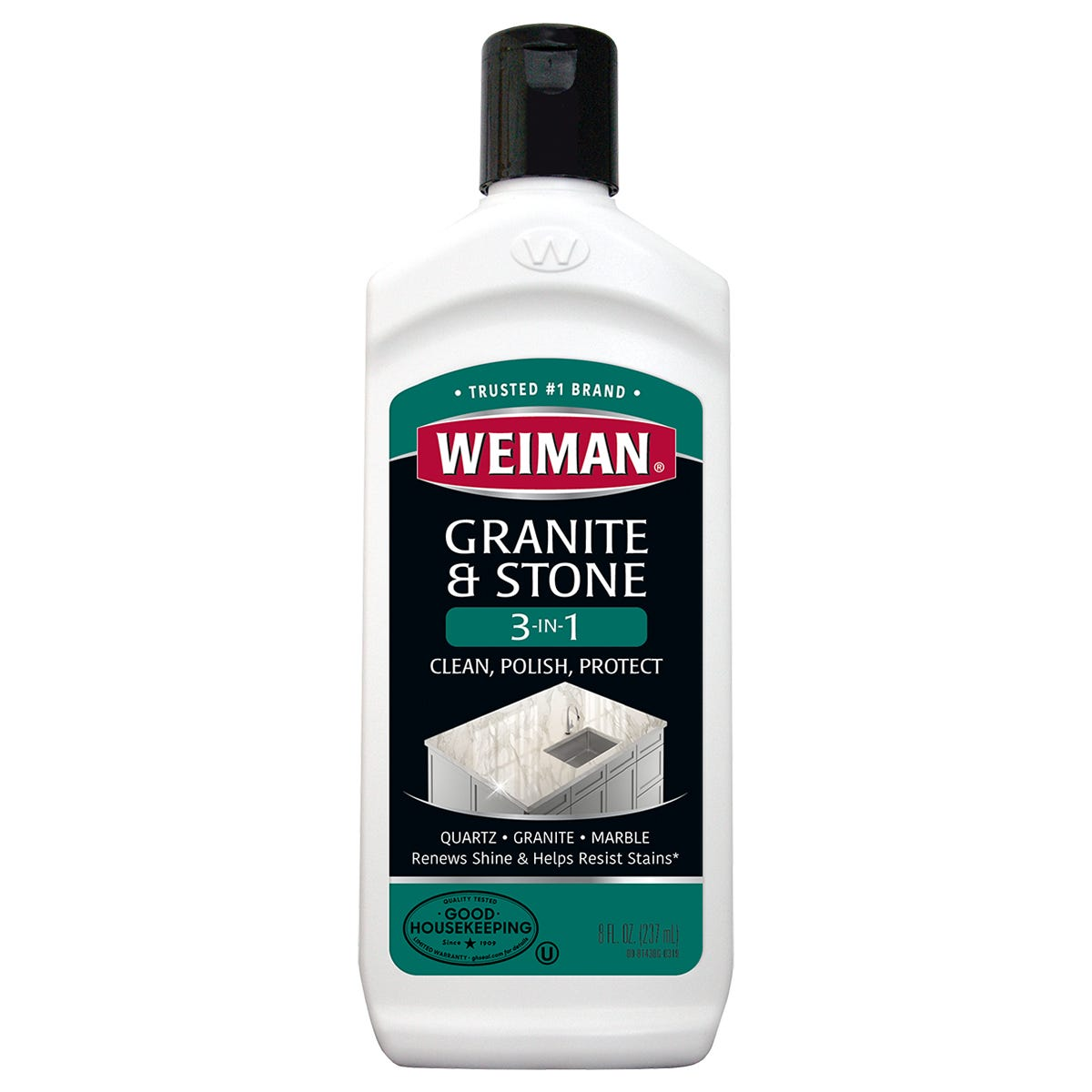 Granite Cleaner Polish Squeeze Bottle