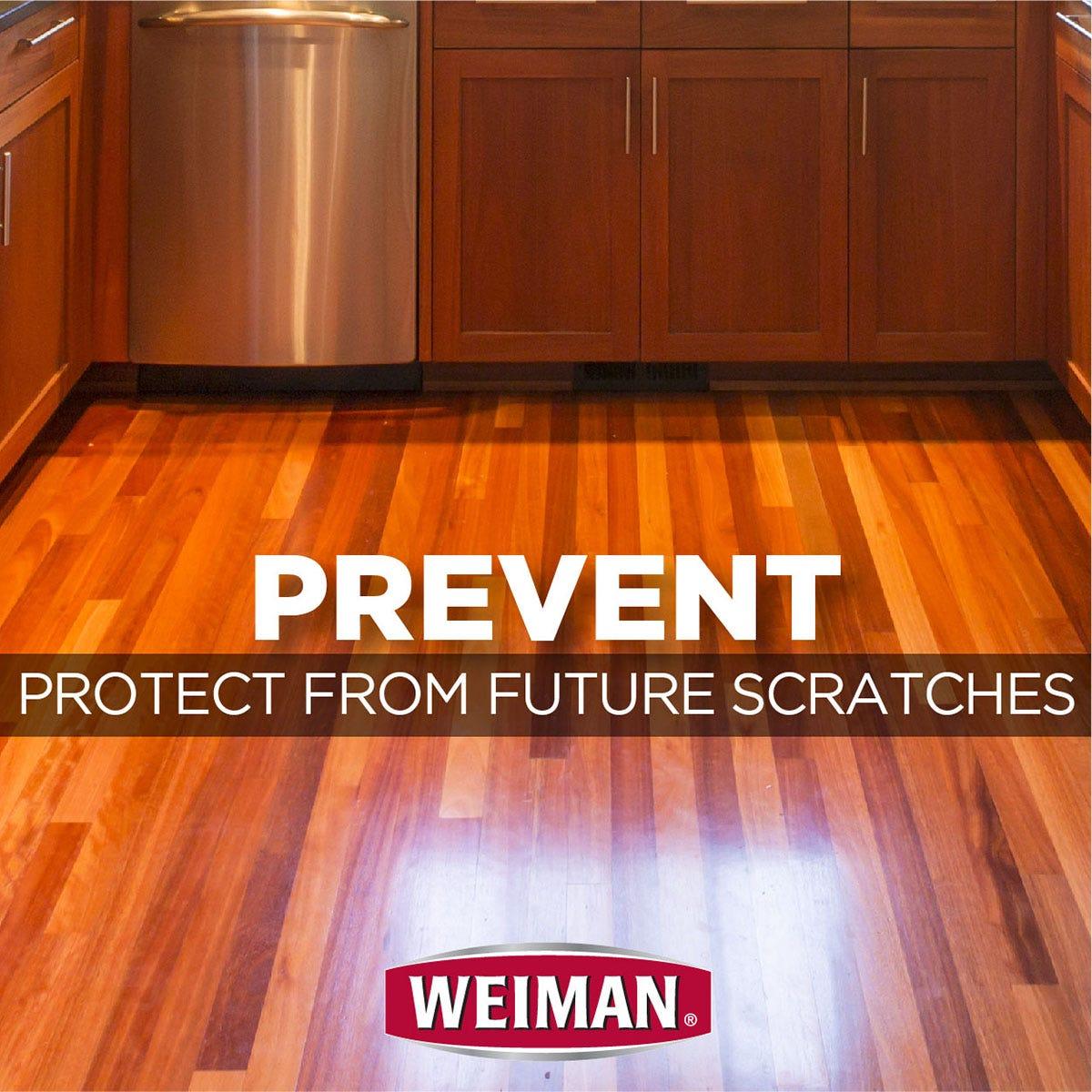 Prevent future scratches