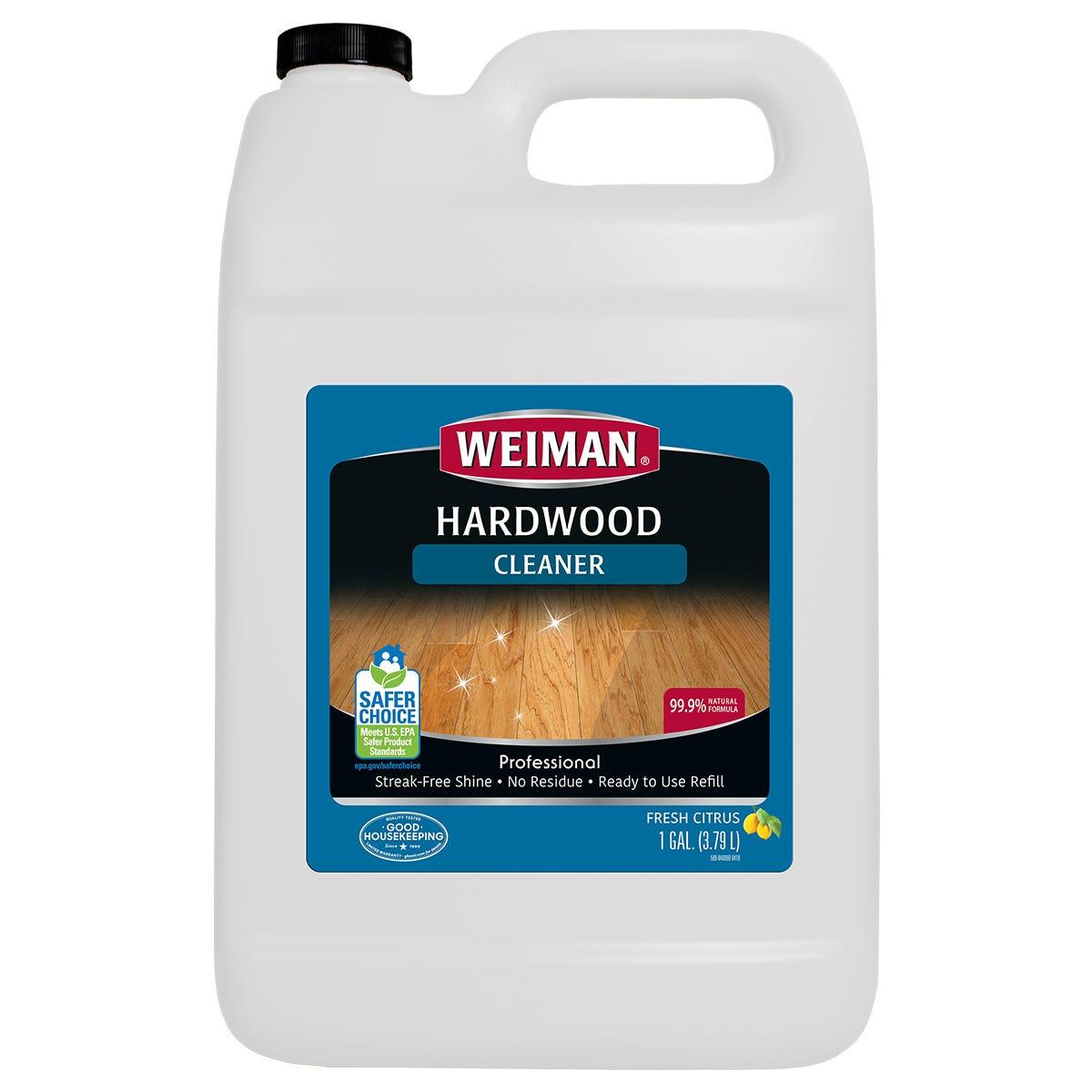 Hardwood Floor Cleaner Refill Size Weiman