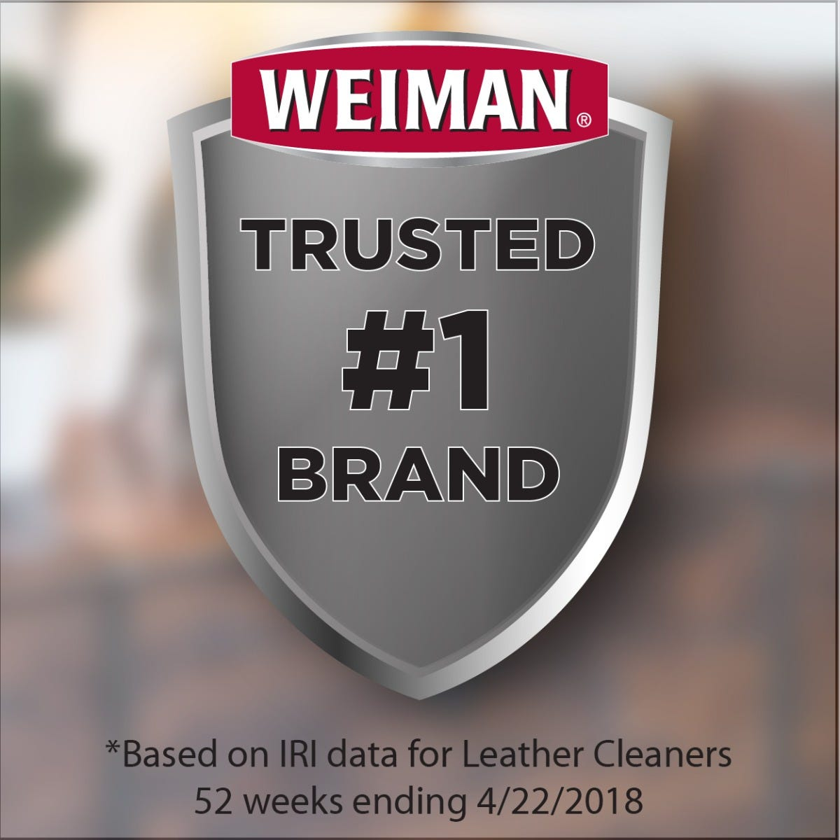 Trusted number one leather cleaner brand