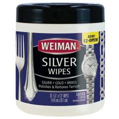 Weiman Silver Cleaning Wipes
