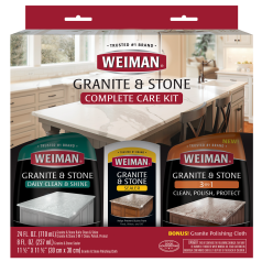Granite & Stone Complete Care Kit