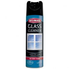 No-drip Glass Cleaner