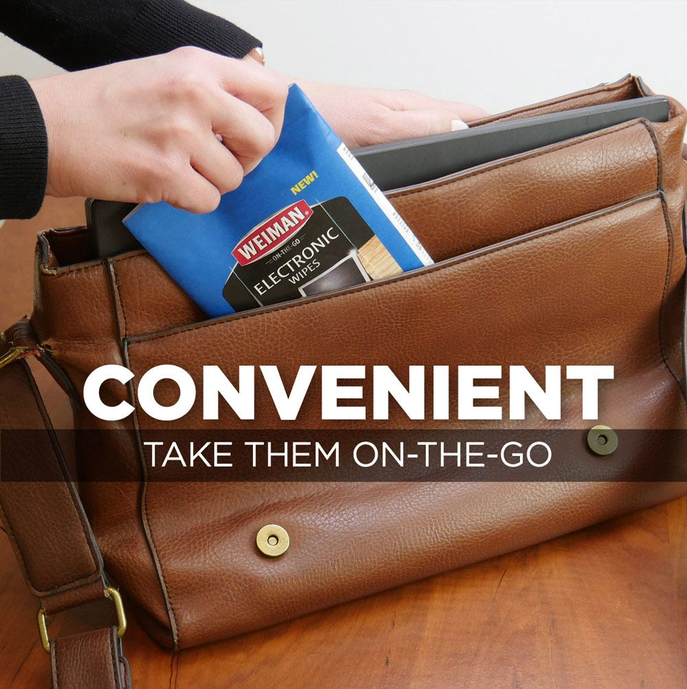 Take them on the go