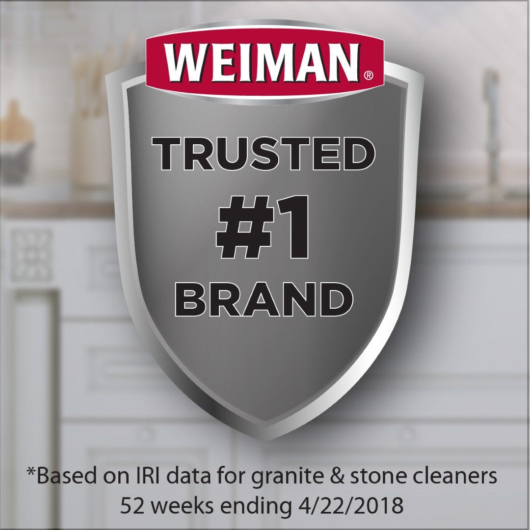 Trusted number one brand