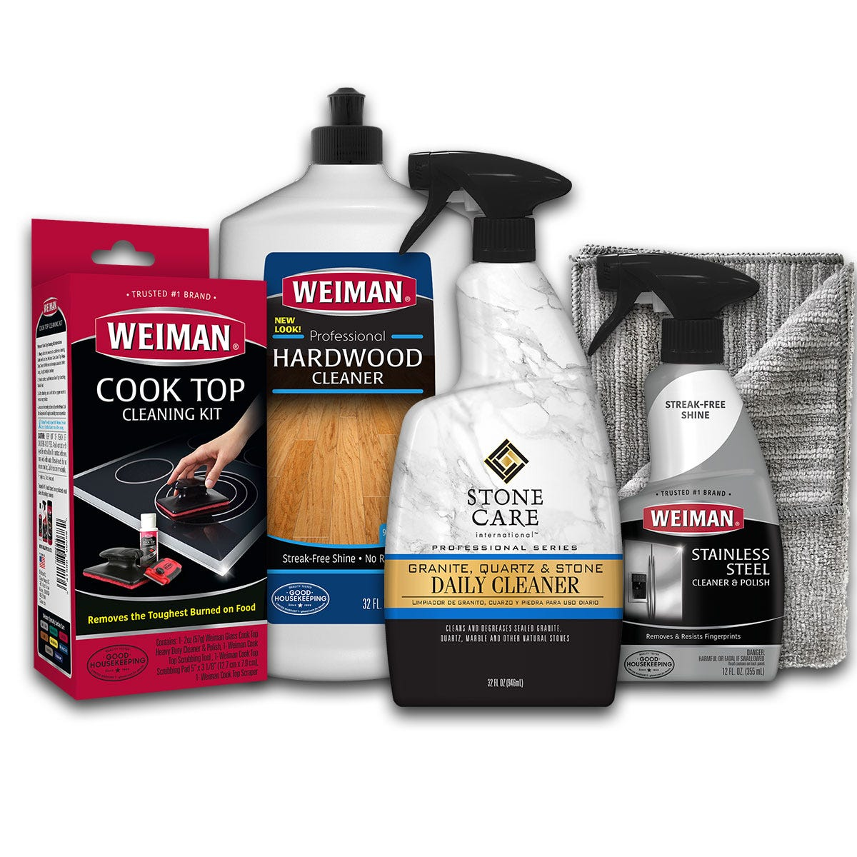 Kitchen Cleaning: Shining Kitchen Cleaning Kit