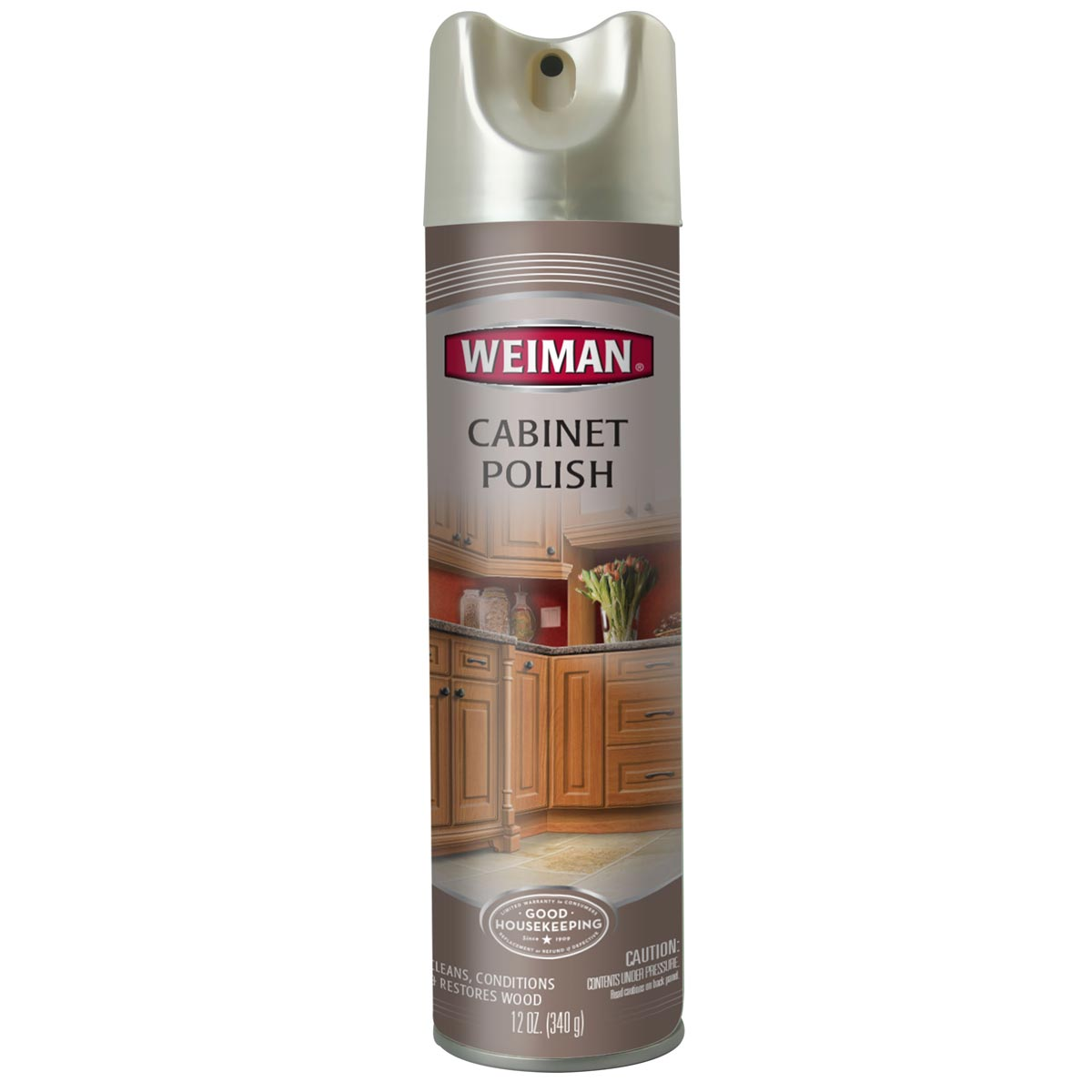 Wood Cabinet Cleaner Polish Aerosol