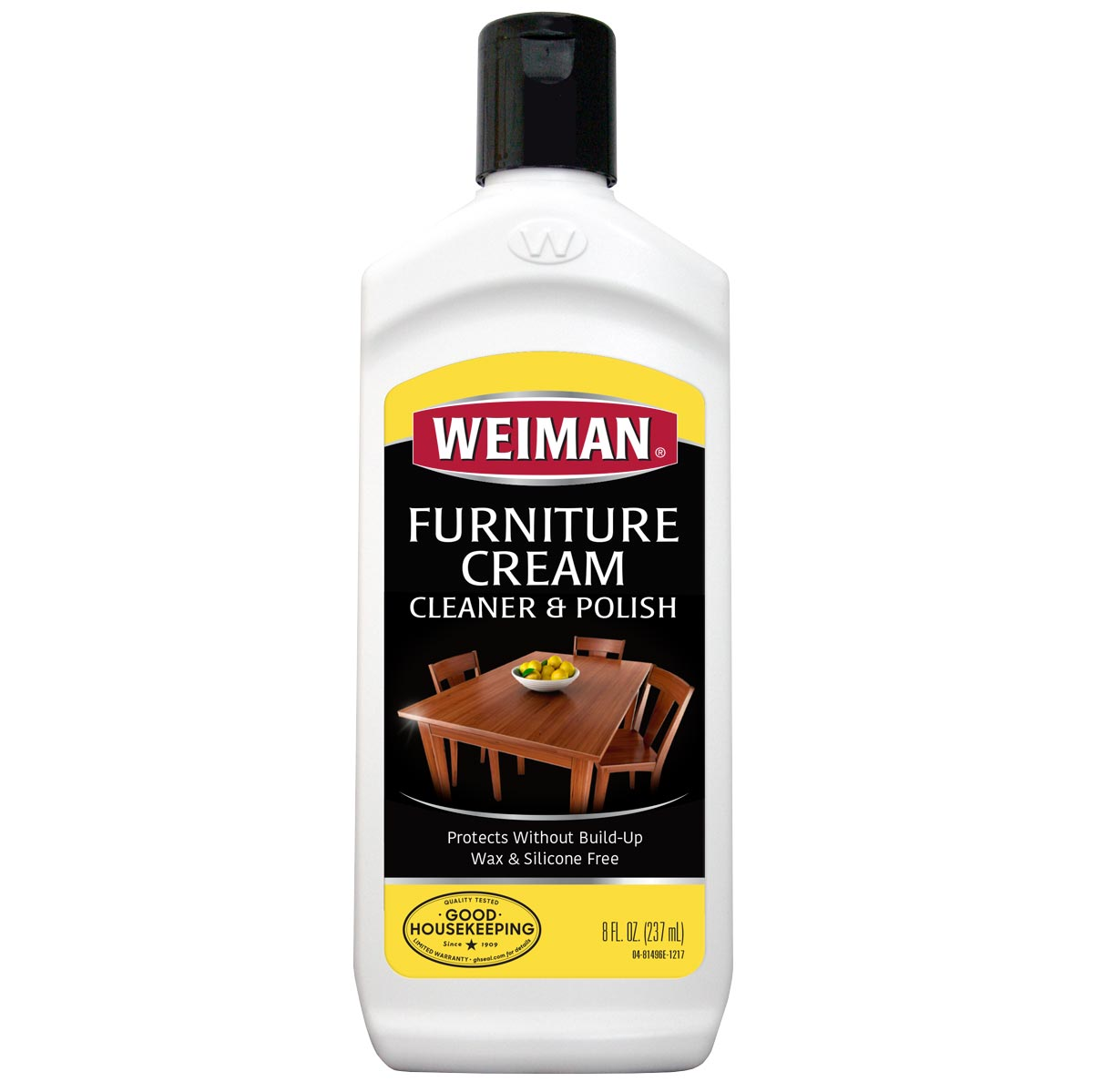 Weiman Furniture Cream Cleaner & Polish