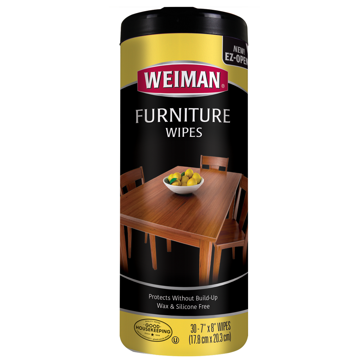 Weiman Furniture Cleaning Wipes