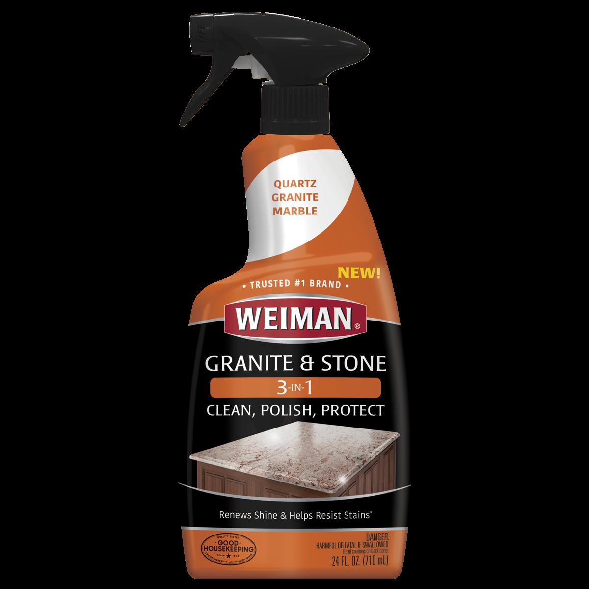 Granite Stone 3 In 1 Clean Polish