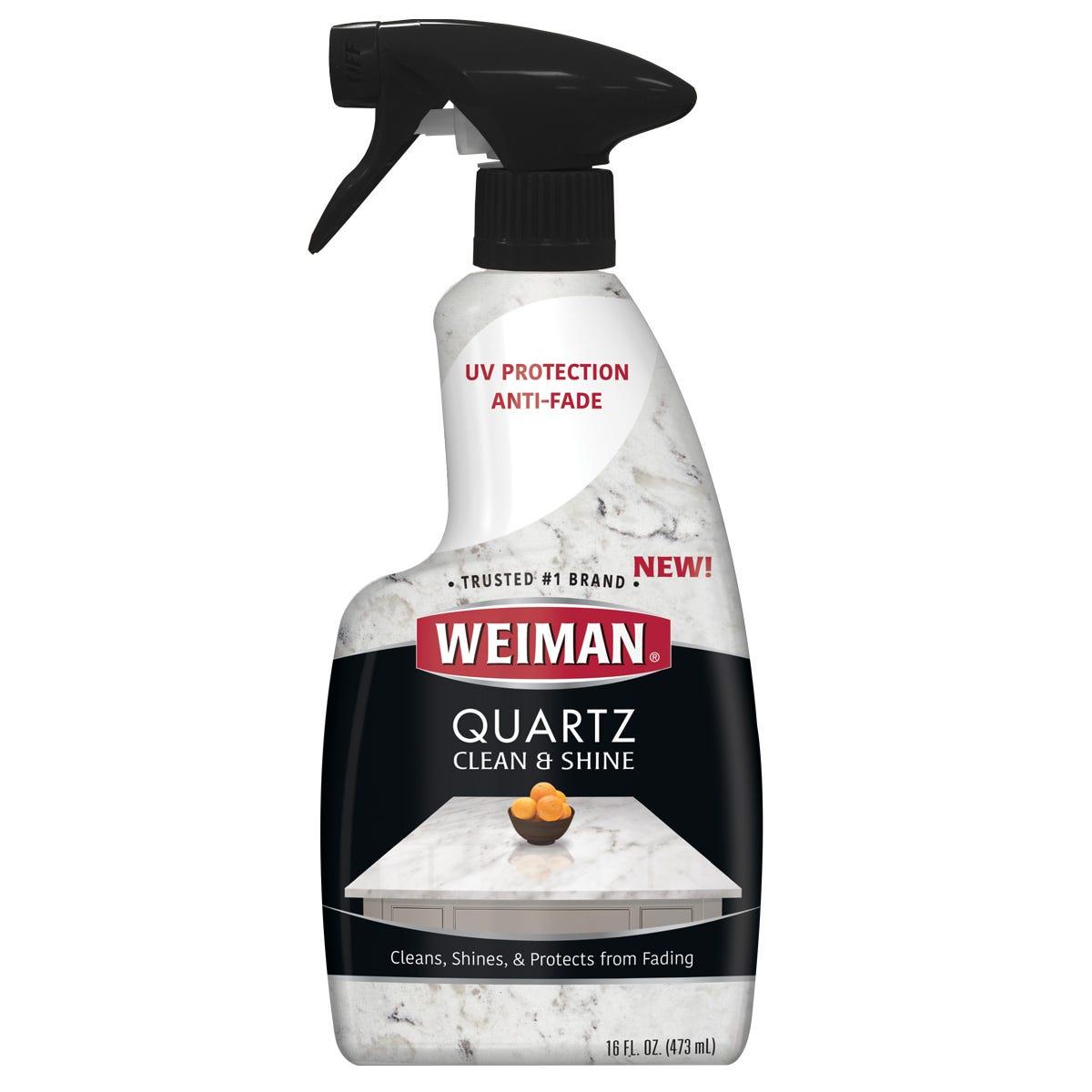 Quartz Countertop Cleaner Polish Weiman