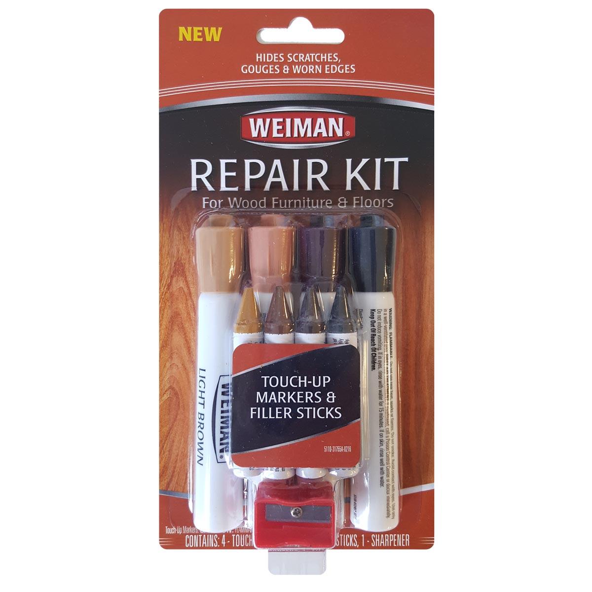 Hardwood Scratch Repair Kit
