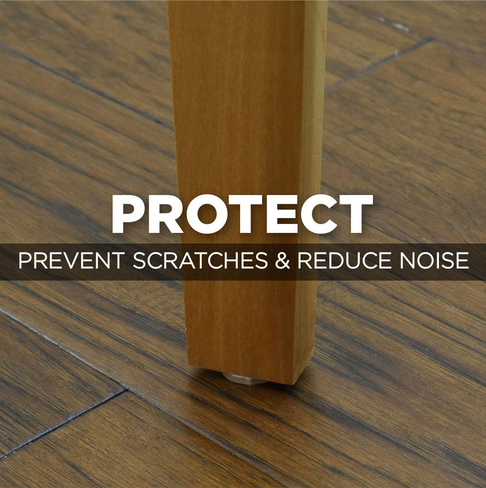 Prevent scratches and reduce noise