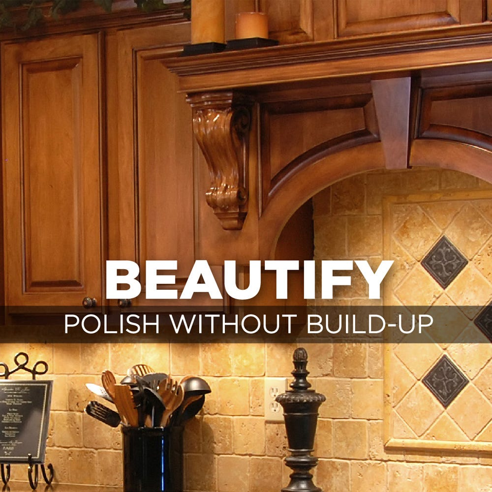 Polish without build up