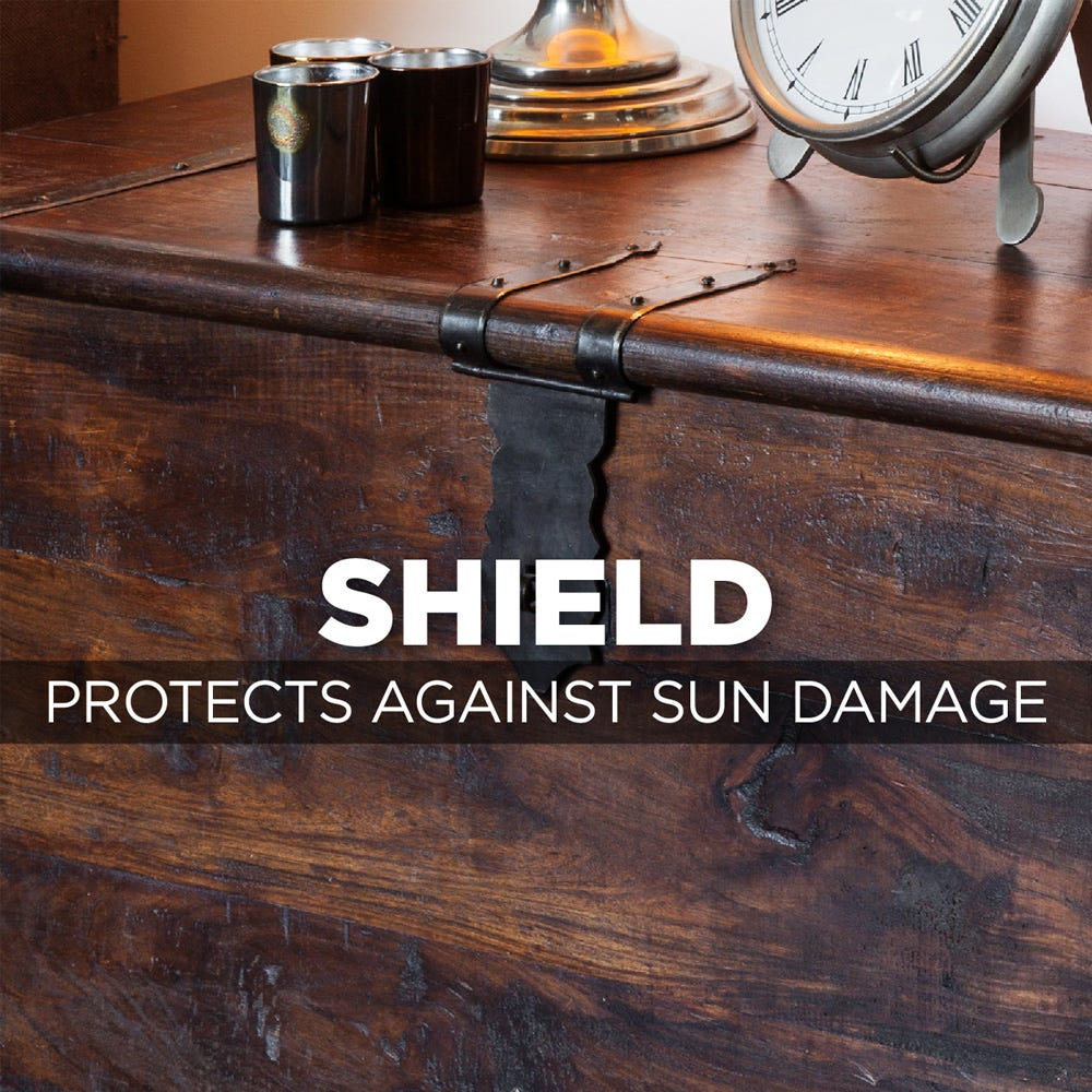 Protect wood against damage