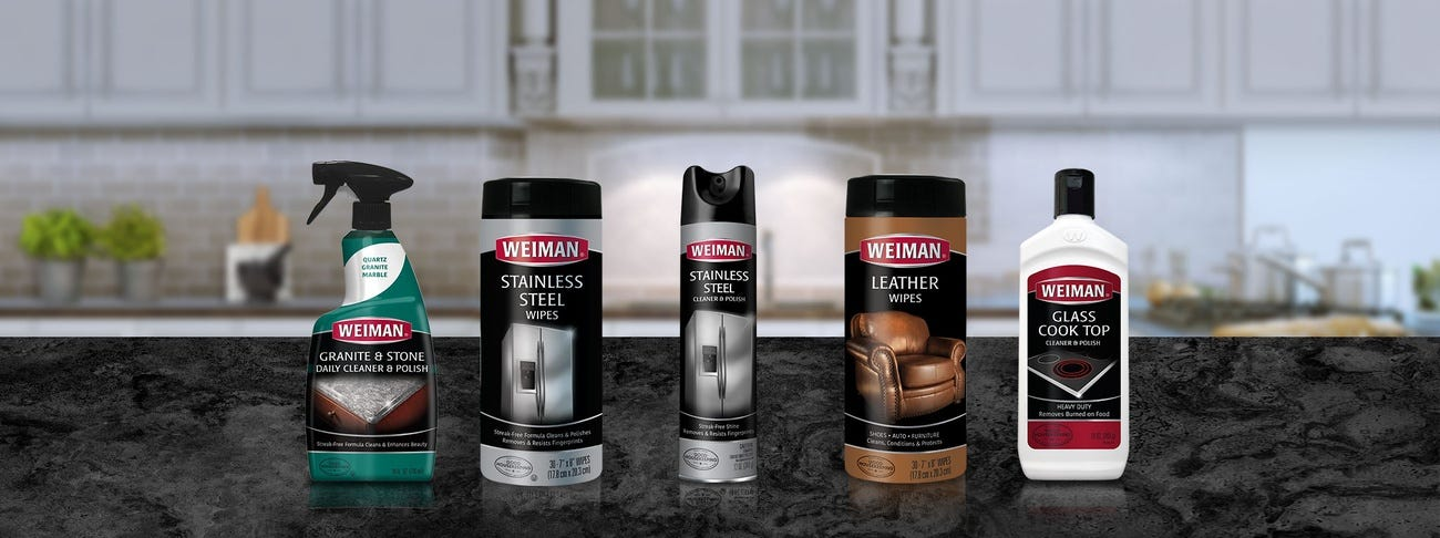 Weiman Product highlights